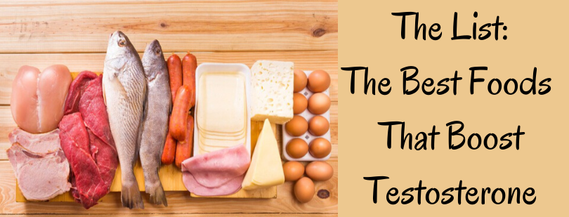 The List_ The Best Foods That Boost Testosterone